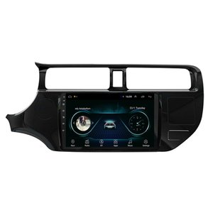 Android car free map radio Music Resolution HD1080 display Resolution 1024 * 600 USB for KIA NEW RIO 9inch