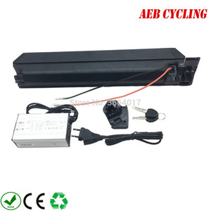 Down tube reention case dorado batteries 48V 16AH 18650 battery 30A BMS for 750 1000W motor with charger