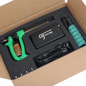 G9 Semi enchimento automático de concentrado de óleo 25ml Machine Gun Filler com Dispositivo prego Aquecimento Rod E para 510 fio grosso Cartucho de óleo de enchimento