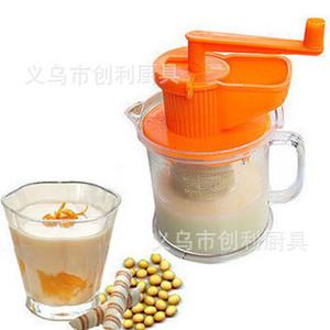 Mini-Small-size Operazione manuale Macchina per il latte di soia Mano Juicing Organ Semplice e facile Pressa per la stampa del prezzo della pressa