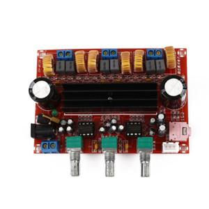 TPA3116 2.1 Digital Audio Amplifikatör Kurulu TPA3116D2 Subwoofer Hoparlör Amplifikatörler DC12V-24V 2 * 50W + 100W