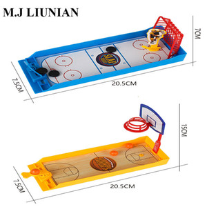 Jouets de sport pour enfants développent Kids Intelligence Puzzle bébé interactive bureau doigt de football basket-ball doigt de golf jouet de sport