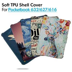 Günstige Tablets e-Books Fall AROITA Smart Case für Taschenbuch 616 627 632 - Touch-Lux 4 / Grund Lux 2 / Touch HD 3 -