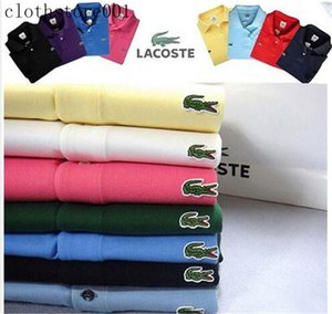 2020 Kısa Kollu Erkek Polo Gömlek Düğme Slim Fit Yaz Casual CAMISAS Polo Erkekler Marka Siyah Beyaz Kırmızı Mor Boyut 6XL A4