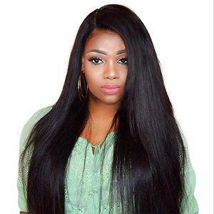250% плотность норки бразильские шелковистые прямые кружева фронт человеческих волос парик предварительно вырванный 360 кружевной фронтальный парик натуральный валик свободный корабль