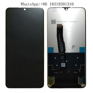 Huawei için P30 lite LCD Ekran LCD Ekran + Dokunmatik Panel Sayısallaştırıcı Meclisi İçin Huawei Ekran Orjinal IPS