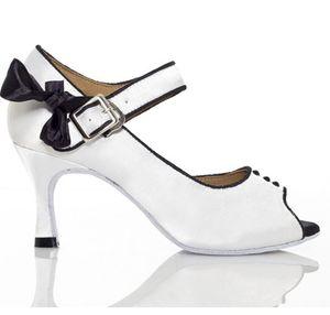 XSG Esteri di trasporto delle donne morbide indossare scarpe latini femminili scarpe da ballo latino tacco basso ballo scarpe da ballo latino ballo liscio