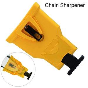 Professionale del legno Sega Denti Guida Sharpening Stone Potenza Strumenti Chainsaw Catena temperamatite con Sharpener macine