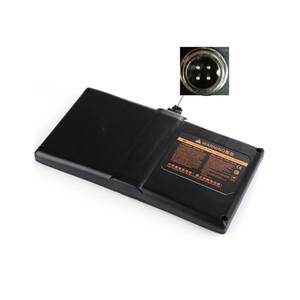 Ninebot mini-bateria de iões de lítio pro 54V 4.4Ah 4Pins porta de alimentação de substituição Bateria 15S2P bateria scooter de auto-equilíbrio com BMS