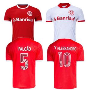 SC Internacional 2020/21 maglie calcio D'ALESSANDRO GUERREIRO Edenilson Futbol CAMISAS Calcio Camisetas T-shirt Kit Maillot