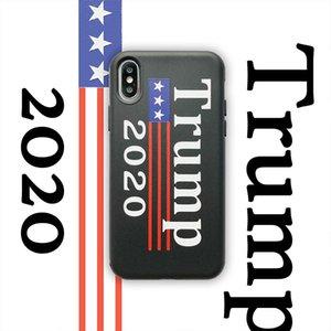 패션 트럼프 2020 휴대 전화 케이스 아이폰 (11) 프로 TPU 소프트 휴대 전화 쉘 iphone6 6S 7 8 플러스 X XR XS 최대 뒷 표지 핫 D22601
