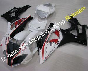 Pour BMW Cerfering S1000RR Pièces S1000RR S1000 RR 2010 2011 2012 2014 2014 Capprobateur de moto populaire Set rouge blanc noir (moulage par injection)