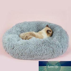 confortevole pet Super cane morbido peluche matrimoniali canile inverno gatto caldo e cucciolo di cane divano stuoia lavabile peluche pet letto hondenmand