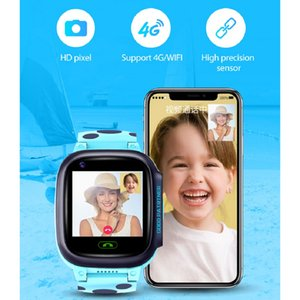 2020 4G Network Wifi GPS SOS Y95 Kids Smart Watch Waterproof Anti-lost Support SIM Call phone Location Tracker Child Smartwatch