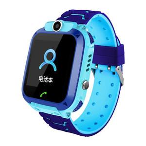 2019 Q12 1.44inch Protection des yeux Anti-perdu piste appel téléphonique Camera Kids Watch Smart Watch