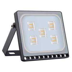 30W LED Projector SMD Lâmpada ao ar livre branco morno American Standard com Plug 110V ao ar livre iluminação LED