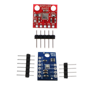 Modulo del sensore di temperatura 2 pack BME280 BMP180 Digital umidità pressione barometrica Air