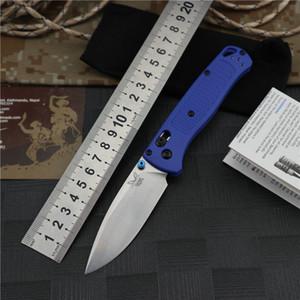 k av Kalite Kelebek BM 535 Katlama Bıçak D2 bıçak G10 Kol OEM Pocket EDC Bıçak Açık Survival Kamp Bıçak orijinal kutu bıçakları