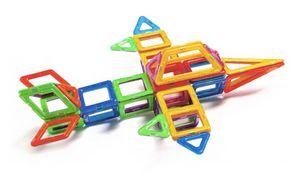 Designer-3D giocattoli educativi del bambino magnetici con terra rara magnete e ABS