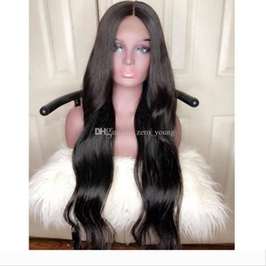 Glueless Loose Wave Wig With Natural Hairlines And Baby Hair 100% Unprocessed Pre Plucked Full Lace Human Hair Wigs For Black Women
