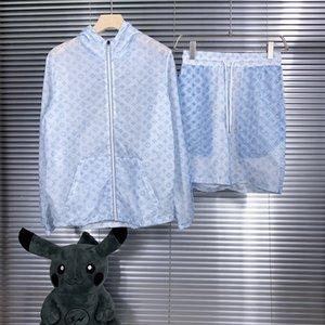 Início da primavera 2020 novo bloco cor letra logo manga curta Tee fita dupla fina de tecido de algodão ok13 preto e branco