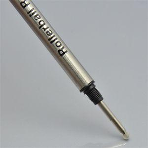 Precio al por mayor 0.7mm negro / biue M 710 recarga para Monte Roller bolígrafo papelería escribir accesorios de pluma lisa Envío Gratis