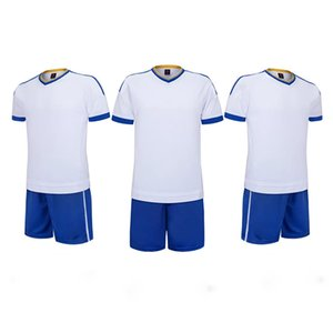 Baby Boy Roupas Teen Footbal camisa + shorts Uniforme Vestuário Personalizar Futebol Jersey Esporte Conjunto de Equipamentos de Futebol Dropshipping