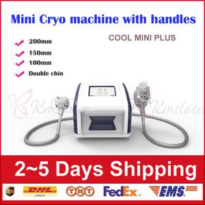 Lipofreeze Criolipolisis de 4 poignées Lipo Cryo Cryotherapy graisse congelant Cryolipolysis corps frais sculptant la liposuccion amincissant la machine