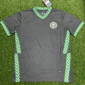 kb Retro Edition Nigeria Jersey 2020 2021 Soccer shirt Okechukwu Dayo Osas Okoro Classic Short Sleeved Nigeria kids Football Uniforms kit