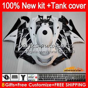 Thundercat YAMAHA YZF 600 R CC 600CC 600R 72HC.5 chaud blanc noir YZF600R YZF600R 96 97 98 99 00 01 02 03 04 05 06 07 1996 2007 carénages
