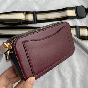 bolso crossbody bolso de cuero real de la moda de las mujeres de múltiples Pochette bolsos del mensajero del hombro bolsos de las mujeres bolsos bolsos del bolso 2020 Bolsos