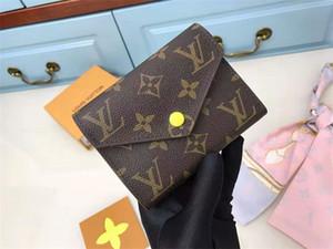 الأصلي مصمم محفظة قصيرة سحاب محفظة المرأة جلد طبيعي زيبر تصميم بطاقة الحقيبة جولة عملة المحفظة التعبئة الأصلي مع مربع 05