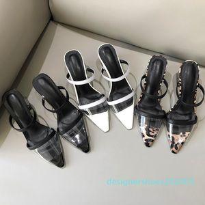 Горячая распродажа-женщина 2019 весна новая мода смешанные цвета малыш замша квадратный носок женские тапочки снаружи высокие шиповые каблуки дамы sheos d03