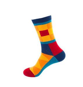 Artigo no 188 Sports meias de algodão casuais adequadas para o futebol e jogos de basquete badminton meias número 812