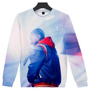 Mens Designer Hoodies Nipsey Hussle 3D Printed Hoodies beiläufige Harajuku Rapper Plus Size Herren Pullover Sweatshirts