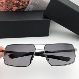 Разработанные солнцезащитные очки-новые солнцезащитные очки 2019 модель p8483 поляризованные складные солнцезащитные очки для мужчин size69-13-135