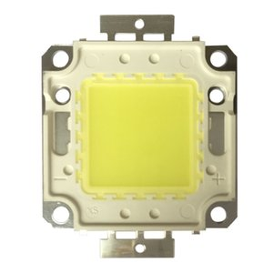 1 pcs 20W 2000LM 5.1 4.1cm High Power White Warm White RGB SMD Led Chip Flood Light Lamp Bead
