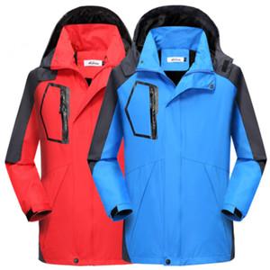 Hommes d'hiver Ski chaud neige Escalade Randonnée étanche Sport Veste d'extérieur Manteau XN
