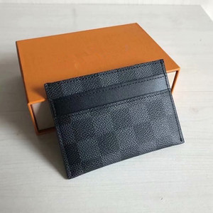 Hot High Quality Mini wallets Genuine Leather Men Credit ID Cards Holder fashion Coin Purse Slim Thin Male Mini Walet