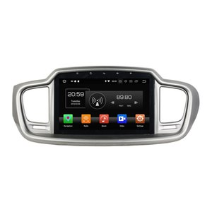 "4 GB RAM 64 GB ROM 2 din 10,1 ""Octa Core Android 8.0 Auto-DVD-Player für Kia Sorento 2015 Stereo RDS Radio GPS WIFI Bluetooth USB DVR"