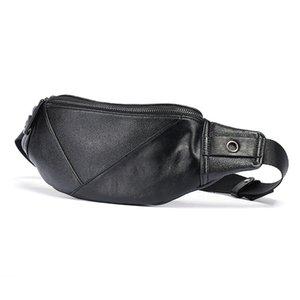 Женская сумка талии моды личности Мужские сумки на ремне, кожа PU Crossbody 2020 Новый Chest Travel Organizer