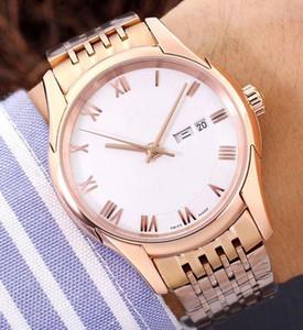 Belas clássico dupla calendário caso masculino relógio em aço inoxidável 316 / espelho mecânico automático alça de movimento importados diamante de cristal filme