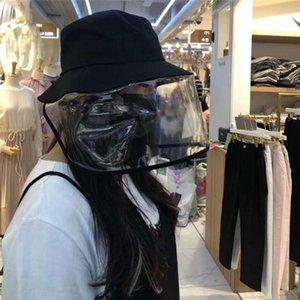 La radiación Tapa protectora anti-salpicaduras Protección Pescador Tapa sombrero al aire libre del sombrero del algodón Sun inventario adecuado