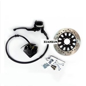 GN125 Front Brake Pump Assembly GS125 Disc Brake Pump Assembly Disc Up and Down