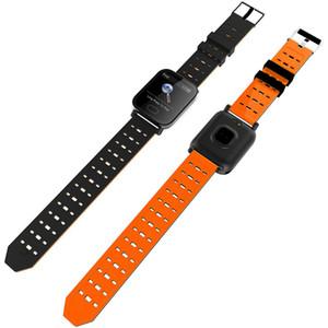 A6 Akıllı Watch Bilezik Bluetooth APP Spor Aktivite Tracker Su geçirmez Spor Bileklik Nabız Tansiyon