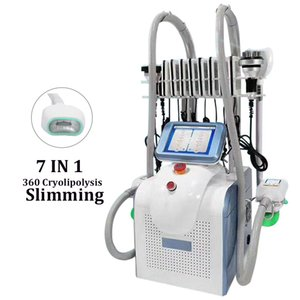 7 1 lipo lazer Liposuction makinesi invazif olmayan vücut şekillendirme lazer zayıflama sistemi 650nm LipolaseR anti selülit TEDAVİSİNDE