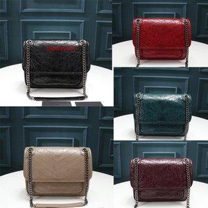 Women s handbags Fashion classics Niki Shoulder Flap bags designer crossbody bag Totes handbags brand fashion luxury Messenger bags women