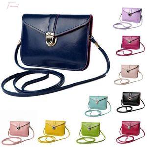 Sleeper 5002 Fashion Zero Purse Bag Leather Handbag Single Shoulder Messenger Phone Bag Free Shipping