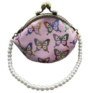 Pop2019 النائم # 5001 إمرأة فراشة الطباعة المحفظة بطاقة حامل عملة محفظة قابض حقيبة يد حقيبة شحن