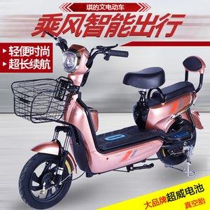 Voiture électrique New Golden singe vélo électrique au lithium Scooter adulte 48 Batterie voiture Factory Direct gros